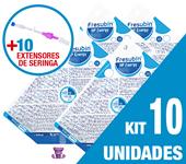 Imagem de KIT C/10 UNIDADES FRESUBIN HP ENERGY 1000ML + 10 EXTENSORES DE SERINGA